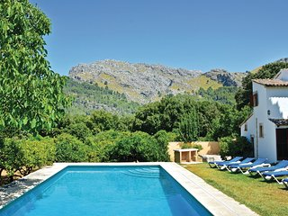 6 bedroom Villa in Pollença, Balearic Islands, Spain : ref 5523216