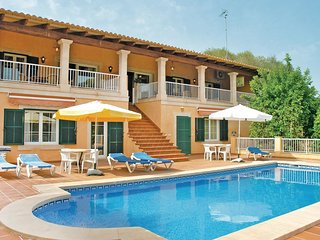 5 bedroom Villa in Cala d'Or, Balearic Islands, Spain : ref 5523242