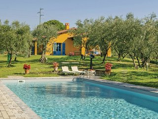 3 bedroom Villa in San Piero in Campo, Tuscany, Italy - 5523657