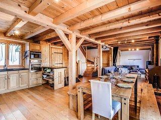 3 bedroom Villa in Saint-Gervais-les-Bains, Auvergne-Rhone-Alpes, France : ref 5