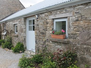 Stylish barn conversion. Self contained, beautiful stone farmhouse and garden.