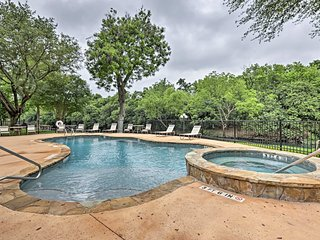 NEW! New Braunfels Condo w/ Pool & River View!