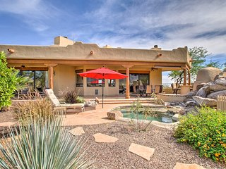 NEW! Superb Cave Creek House w/ Mountain Views!