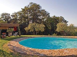 2 bedroom Villa in La Villaccia-Monastero, Tuscany, Italy : ref 5523486