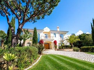 5 bedroom Villa in Vale do Lobo, Faro, Portugal : ref 5480060