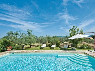 4 bedroom Villa in Ceralto, Umbria, Italy - 5523706