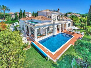 4 bedroom Villa in Quinta do Lago, Faro, Portugal : ref 5480046