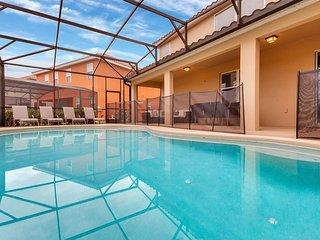 ★ The Ultimate Villa 6 Bedroom / 5 Bath Private pool