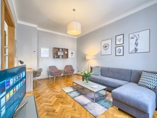 Bright And Spacious Historical 2BR | Dusni