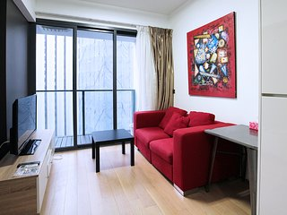 DOWNTOWN CBD, 1-BR WALK TO TANJONG PAGAR MRT
