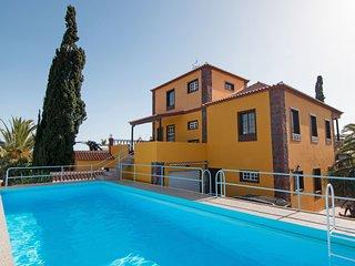 4 bedroom Villa in San Cristobal de La Laguna, Canary Islands, Spain : ref 55504