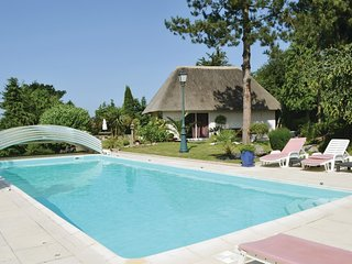 2 bedroom Villa in Saint-Adrien, Brittany, France : ref 5522007