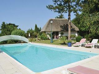 2 bedroom Villa in Saint-Adrien, Brittany, France : ref 5522007