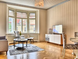 Old Town - Historical Two Bedroom Apartment in the Centre | Milosrdnych 32