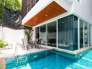 Kamala 35C Townhouse 3 bedroom with private pool