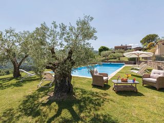 4 bedroom Villa in Le Caselle, Tuscany, Italy : ref 5523470
