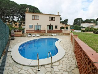 4 bedroom Villa in Mas Pinell, Catalonia, Spain : ref 5624473