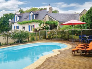 2 bedroom Villa in Bénodet, Brittany, France : ref 5522027
