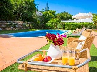 4 bedroom Villa in Vale do Lobo, Faro, Portugal : ref 5480393