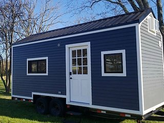 Tiny House Village at Bristol Motor Speedway! Unit 4