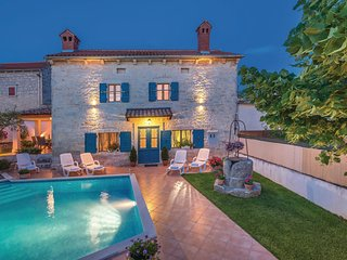 3 bedroom Villa in Orbanici, Istria, Croatia : ref 5520510