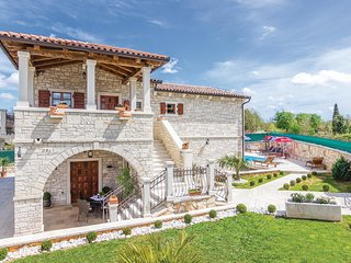 4 bedroom Villa in Modrušani, Istria, Croatia : ref 5520501