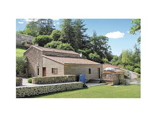 4 bedroom Villa in Saint-Mars-la-Reorthe, Pays de la Loire, France : ref 5522483