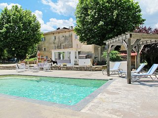 3 bedroom Villa in Cabasse, Provence-Alpes-Cote d'Azur, France : ref 5437031
