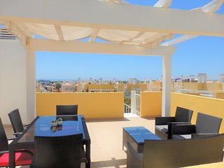 Azure Cabanas Golf Penthouse apartment
