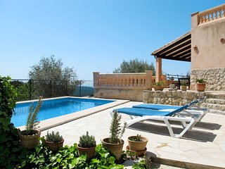 3 bedroom Villa in Galilea, Balearic Islands, Spain : ref 5441193