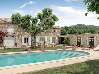 4 bedroom Villa in Espeluche, Auvergne-Rhone-Alpes, France - 5522409