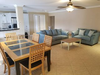 LARGE HOME CLOSE TO THE BEACH! GRILL OUT ON PATIO!
