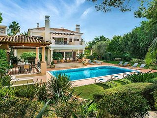 5 bedroom Villa in Quinta do Lago, Faro, Portugal : ref 5479886