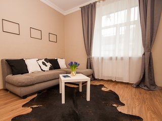4-room Apartment in the Centre of Moscow