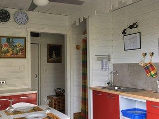 Gite Maison Flandrin...du bienetre en bord de mer de Caraibes, Guadeloupe