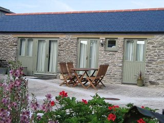 Smugglers Barn: Higher Rosevine Farm Holiday Cottages