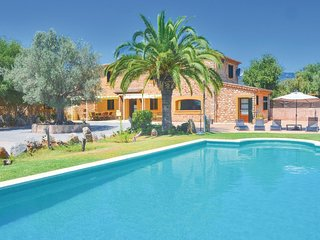 4 bedroom Villa in Santa Maria del Cami, Balearic Islands, Spain : ref 5523243