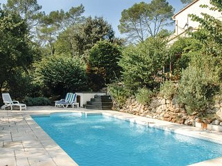 3 bedroom Villa in Le Thoronet, Provence-Alpes-Côte d'Azur, France : ref 5522178