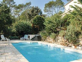 3 bedroom Villa in Le Thoronet, Provence-Alpes-Cote d'Azur, France : ref 5522178