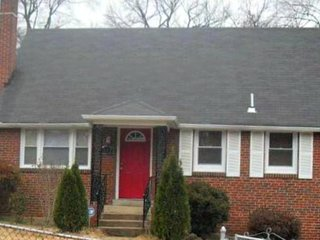 Renovated 3 bedroom brick cape just 3 minutes to Cheverly Metro Station