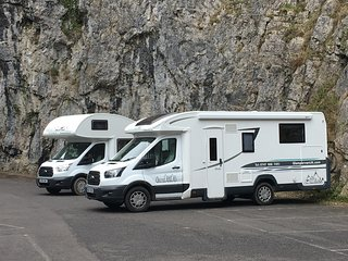 Charlie - Glampervan UK - luxury motorhome for rent in High Wycombe