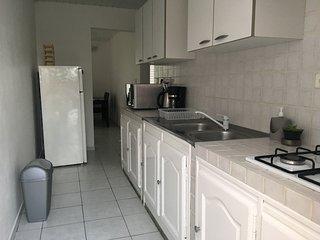 Agréable appartement T3 avec terrasse