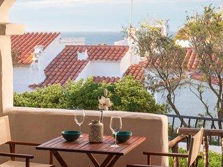 Sensacional apartamento con vista mar
