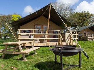 Primrose Farm Holidays, Luxurious Glamping in Cornwall