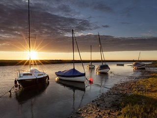 Visit the North Norfolk coast for a day out