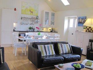 Enjoy the light, spacious open plan sociable living space