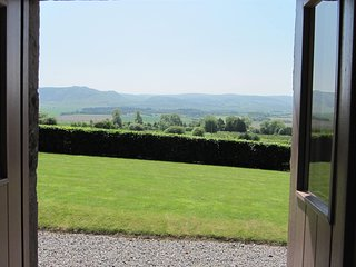 Stunning views from the front door and kitchen table!