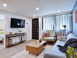Villa del Peñon Suites - Modern 2 BR/2 BA Apartment in El Peñon