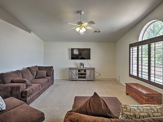 Peaceful Fort Mohave Home: 6 Miles Colorado River!