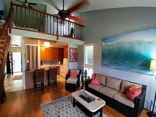 Turtle Bay Condo (118 East) With Golf Course & Ocean Vistas